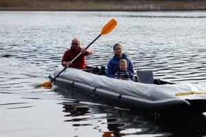 Виды надувных лодокb