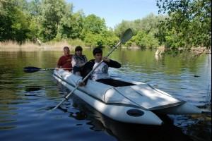 Надувные лодки производительи
