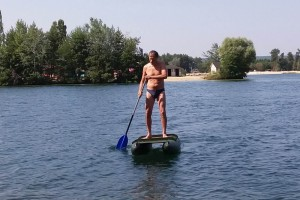 SUP - new from Boathouse