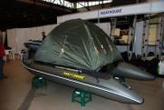 Inflatable catamaran FISHER photo gallery
