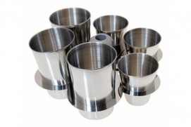 FASTEN Stainless Steel Cup Set