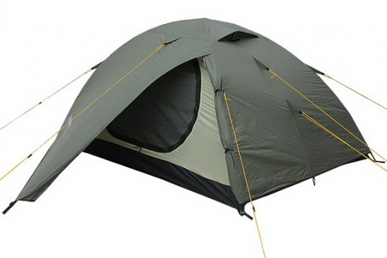Tent with one entrance (3 + 1)