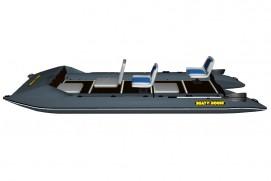 Inflatable lightweight catamaran SMART FISHER 500