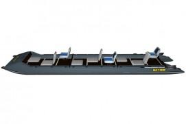 Inflatable lightweight catamaran SMART FISHER 770