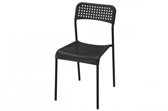 Chair with backrest IKEA