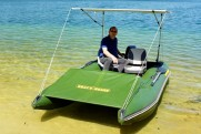 Catamaran PVC SEA FISHER 410