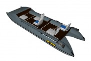 Catamaran PVC SEA FISHER 550