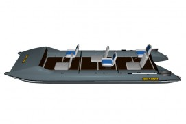 Catamaran PVC SEA FISHER 611
