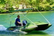 Catamaran PVC SEA FISHER 751