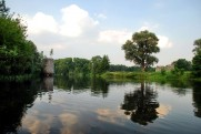 he Pshel River in July 2008 Sumy - Gadyach