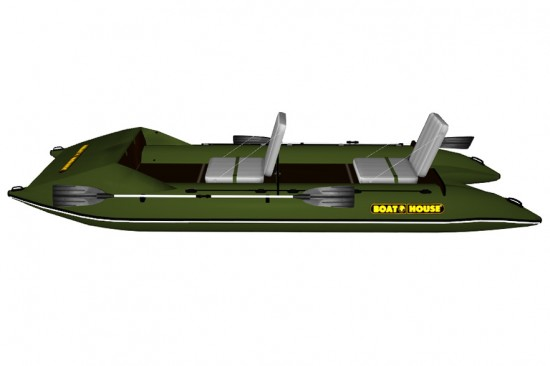 Inflatable kayak SPORT 435