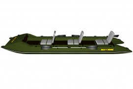 Inflatable kayak with transom SPORT 561