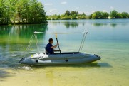 Frame-inflatable kayak Stream 610 A