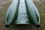 Frame-inflatable kayak Stream 680