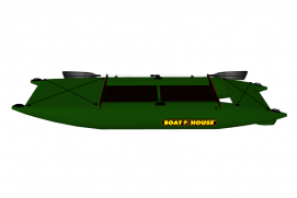 SUP KAT S mini catamaran | inflatable surfboard