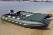 Catamaran for alloy TRAVEL 430