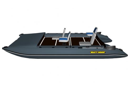 Catamaran for alloy TRAVEL 500