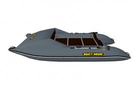 Marine catamaran TRAVEL MAX 460