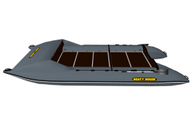 Marine catamaran TRAVEL MAX 590