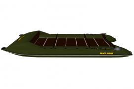 Marine catamaran TRAVEL MAX 730