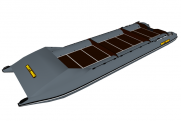 Marine catamaran TRAVEL MAX 790