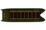 Marine catamaran TRAVEL MAX 791