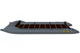 Marine catamaran TRAVEL MAX 860