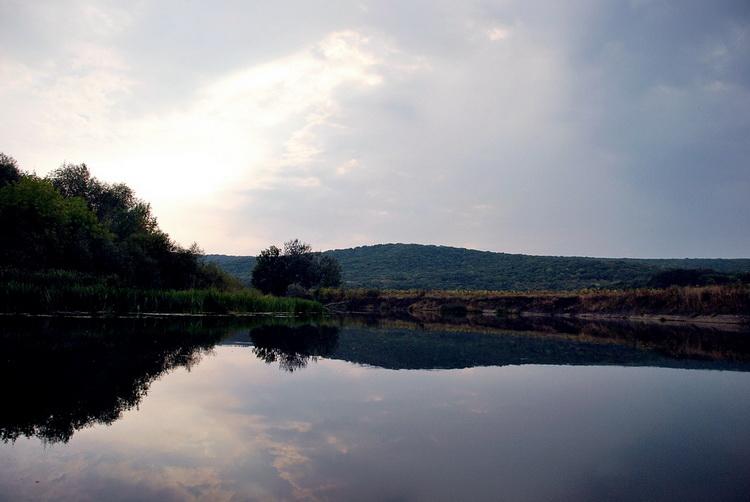 Устье северского донца фото